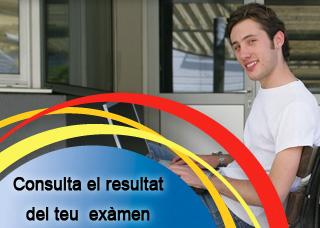 Resultats exàmens