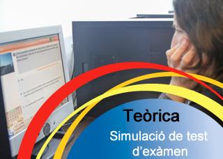 Test reals d'examens