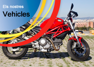 Nostres Vehicles